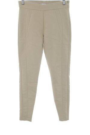 Mango Stretchhose beige Casual-Look