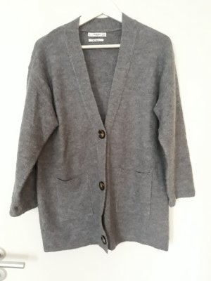 Mango Strickjacke Wool Blend Gr.S