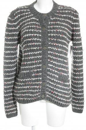 Mango Strickjacke Zopfmuster Casual-Look