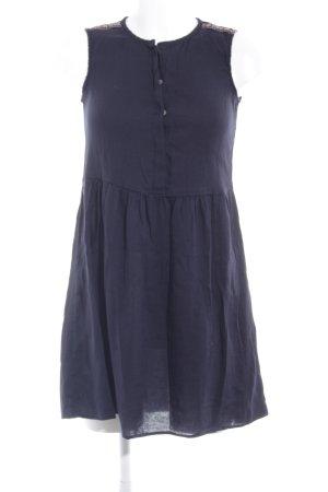 Mango Suit A-Linien Kleid mehrfarbig Casual-Look
