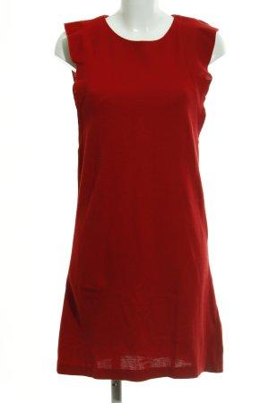 Mango Suit A-Linien Kleid rot Elegant