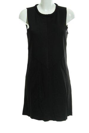Mango Suit A-Linien Kleid schwarz Elegant