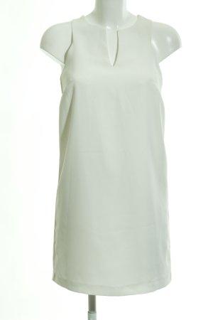 Mango Suit A-Linien Kleid wollweiß Business-Look