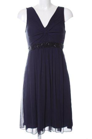 Mango Suit Abendkleid blau Elegant