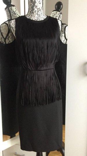 MANGO SUIT Abendkleid Bleistiftkleid mit Schlitze !NEU!