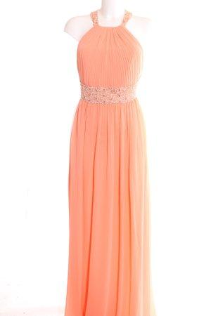Mango Suit Abendkleid hellorange Elegant
