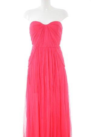 Mango Suit Abendkleid pink Elegant