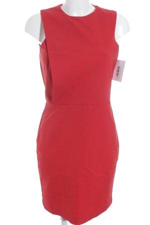 Mango Suit Abendkleid rot Party-Look