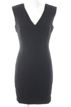 Mango Suit Abendkleid schwarz Business-Look