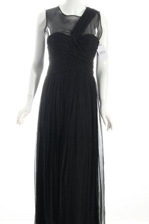 Mango Suit Abendkleid schwarz Eleganz-Look