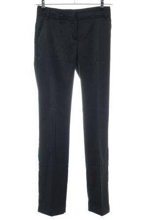 Mango Suit Pantalon zwart casual uitstraling