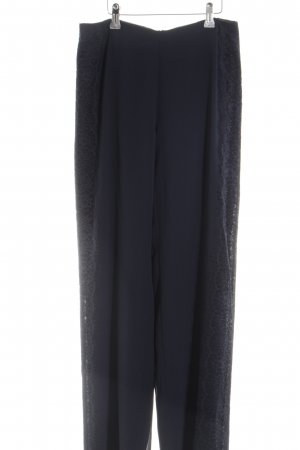 Mango Suit Anzughose blau Casual-Look