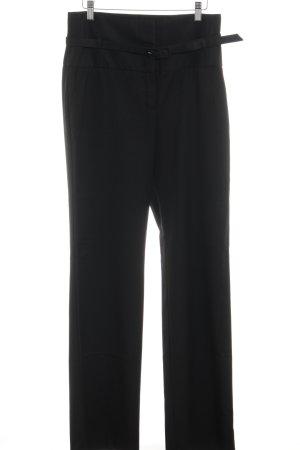 Mango Suit Pantalon de costume noir style d'affaires