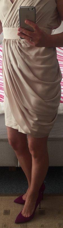Mango Suit Beige Dress size 34-36