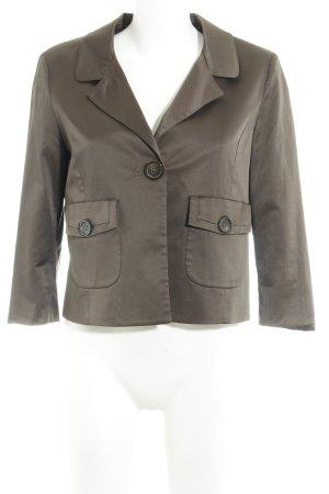Mango Suit Blouson marrone-grigio elegante