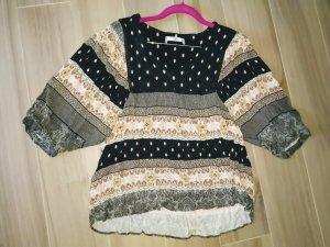 Mango Suit Tunique-blouse multicolore viscose
