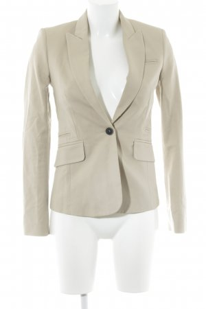 Mango Suit Boyfriend-Blazer beige Business-Look