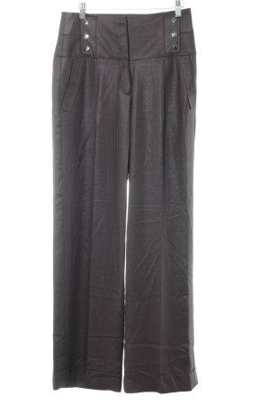 Mango Suit Pantalon à pinces gris anthracite style d'affaires
