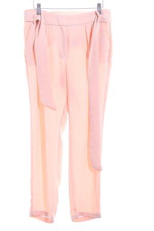 Mango Suit Bundfaltenhose nude Business-Look