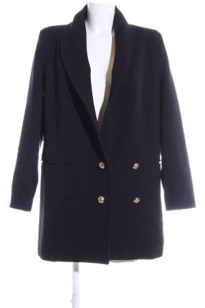 Mango Suit Cabanjacke schwarz Casual-Look