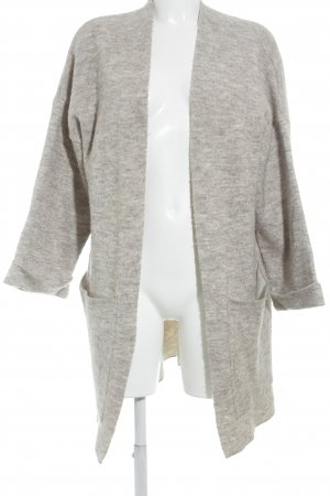 Mango Suit Cardigan creme Casual-Look