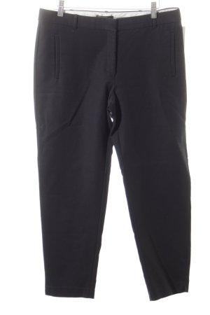 Mango Suit Chinohose schwarz klassischer Stil