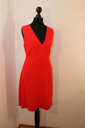 Mango Suit Collection Kleid  Rot in Größe: 32-34 / XS