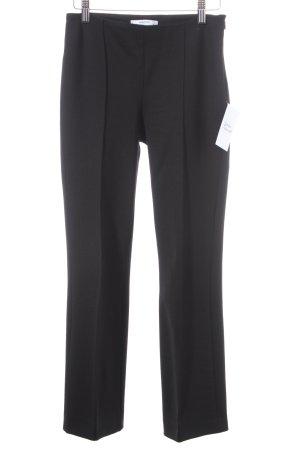 Mango Suit Culottes schwarz Business-Look