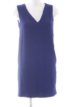 Mango Suit Etuikleid blau Elegant