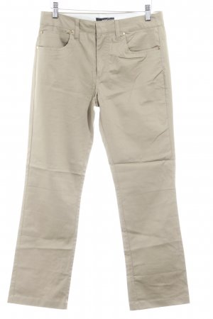 Mango Suit Pantalone cinque tasche color cammello stile classico