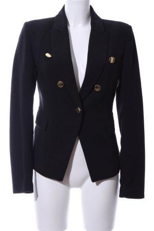 Mango Suit Tailcoat black business style