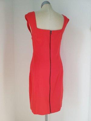 Mango Suit Stretch Dress multicolored