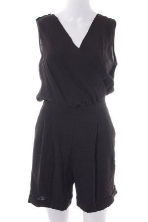 Mango Suit Tuta nero stile semplice