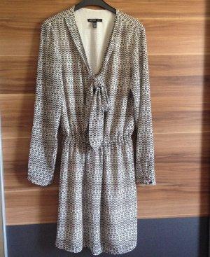 Mango Suit Kleid Gr. XS 34 NEU braun beige nude Business