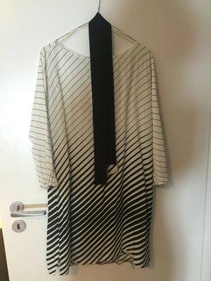 Mango Suit Kleid mit edlen Streifen S 36