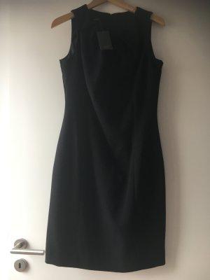 Mango Suit Kleid schwarz Größe S