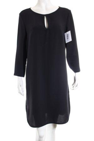 Mango Suit Kleid schwarz schlichter Stil