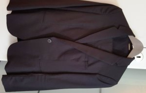 Gebraucht, Mango Suit Kostüm, Anzug schwarz mit Struktur, Slim Fit, Gr. S gebraucht kaufen  Wird an jeden Ort in Deutschland