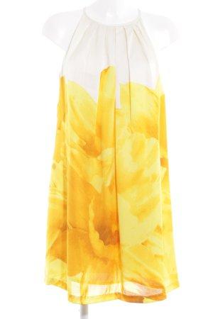 Mango Suit Kurzarmkleid Farbverlauf Elegant
