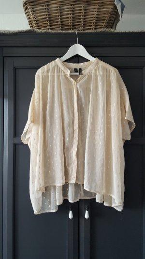 Mango Suit - Lässige Oversized Bluse - weit im Schnitt