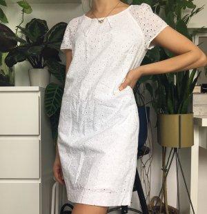 Mango Suit Falda estilo lápiz blanco