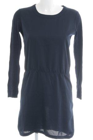 Mango Suit Abito a maniche lunghe blu scuro elegante 89d50eeb6c5