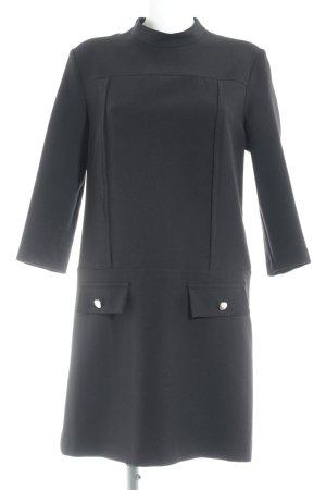 Mango Suit Longsleeve Dress black casual look