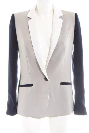 Mango Suit Long-Blazer mehrfarbig Business-Look