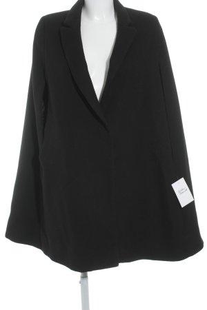 Mango Suit Long-Blazer schwarz Elegant