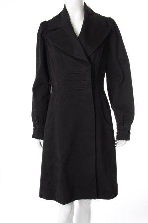 Mango Suit Mantel schwarz