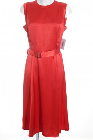 Mango Suit Maxikleid rot Casual-Look