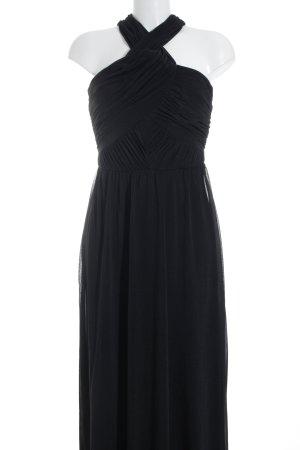 Mango Suit Maxi abito nero elegante