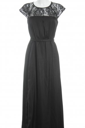 Mango Suit Maxikleid schwarz Elegant