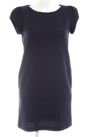 Mango Suit Midi Dress blue business style